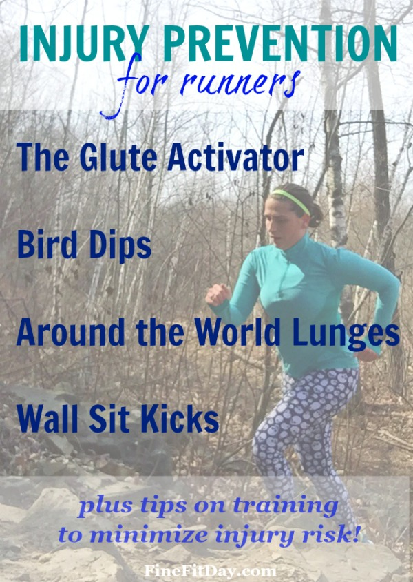 6 Injury Prevention Workouts for Runners: Strengthen your muscles and smooth out any imbalances to stay injury-free!