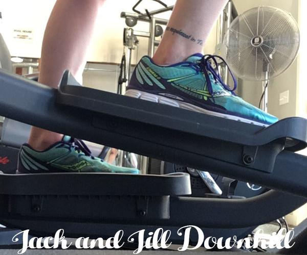 Jack and Jill Marathon Training Week 5