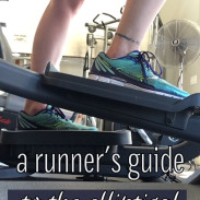 A Runner's Guide to the Elliptical