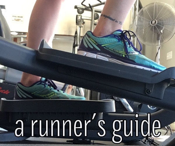 A Runner's Guide to the Elliptical: How to Maximize Your Cross-Training to Minimize Your Fitness Loss During Injury