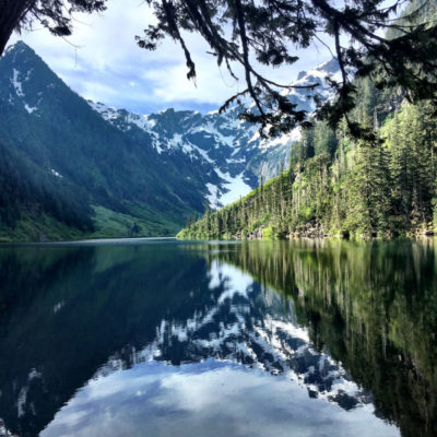 Backpacking, Camping, and Unplugging