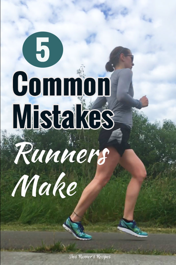 5 Common Mistakes Runners Make: Are You Sabotaging Your Training with These Mistakes?