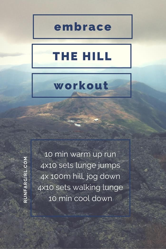 Head For The Hills With These 6 Hill Workouts Runners To Gain Strength Sd