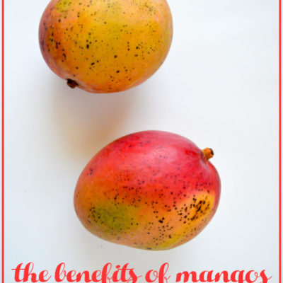 The Benefits of Mangos for Runners