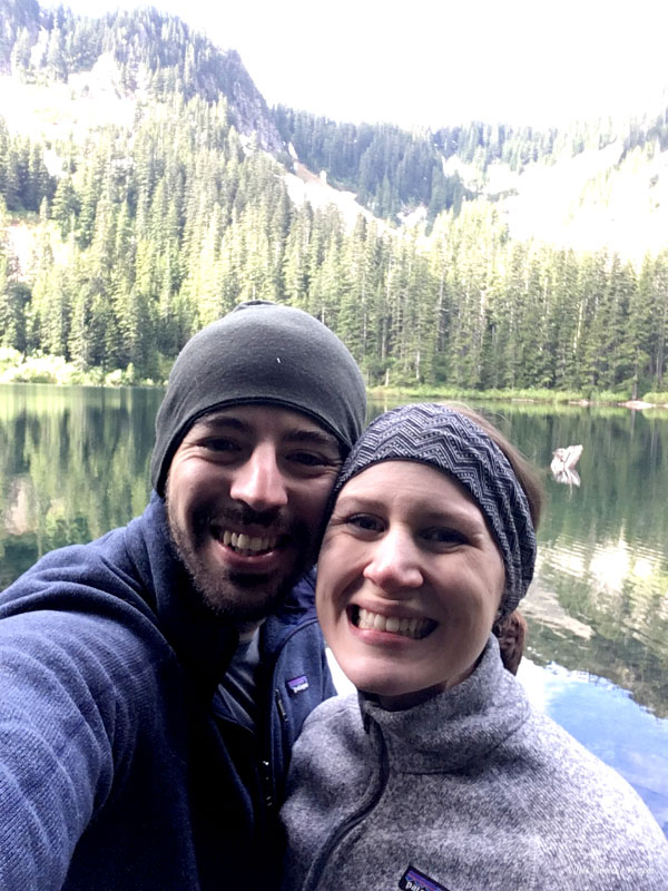 Pacific Northwest Hiking in June 2016