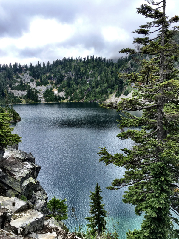 Mile Markers: A Week in Running and Hiking, July 11-17