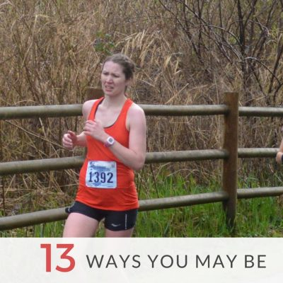 13 Ways You May Be Sabotaging Your Half Marathon