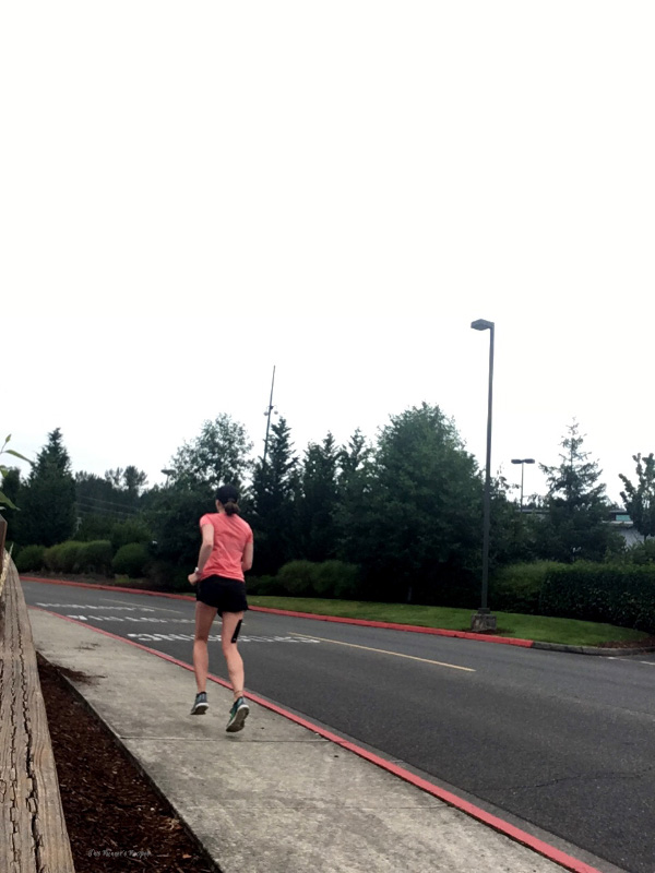 California International Marathon Training Week 1