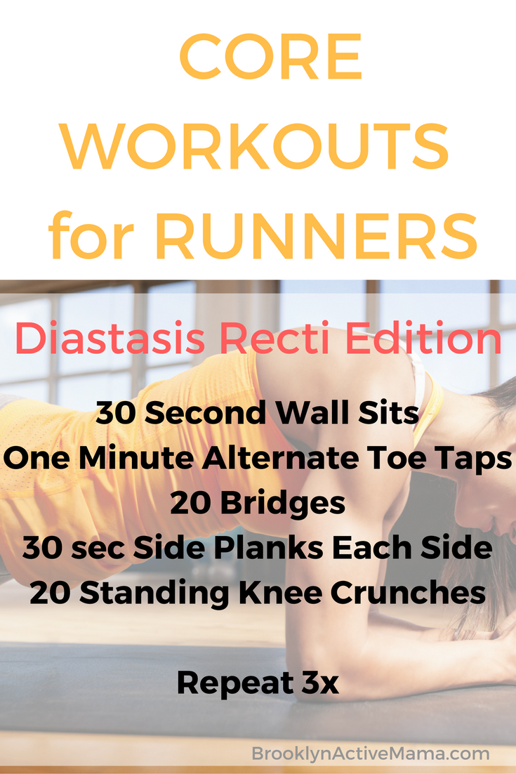 6 Core Workout for Runners
