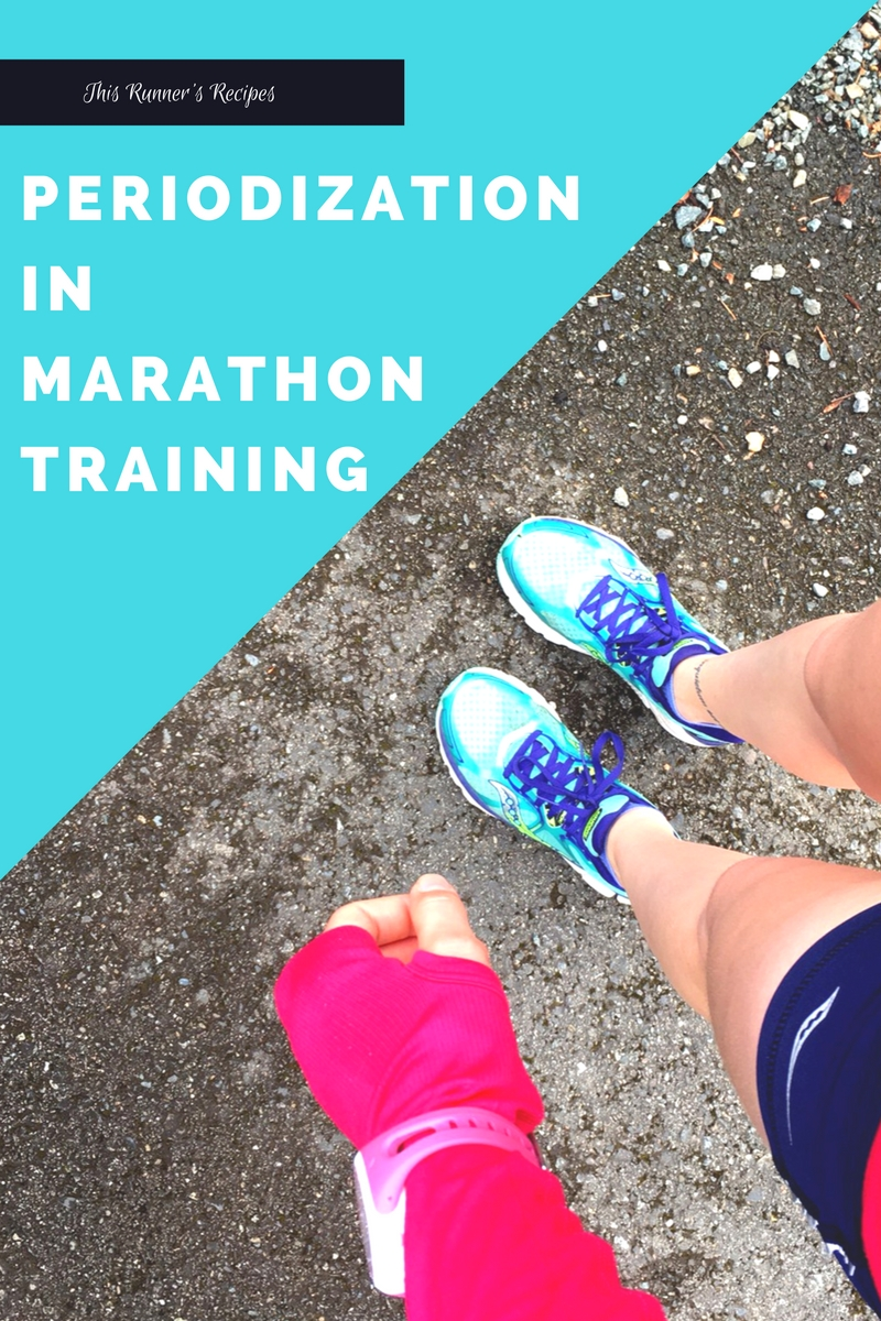 Periodization in Marathon Training: How to Divide Your Training into Phases