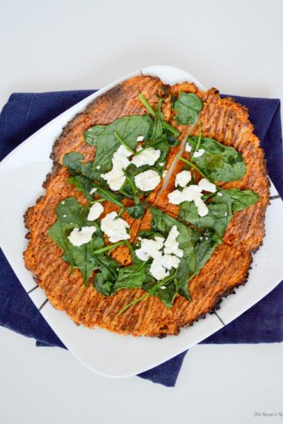 Recipe Challenge: Sweet Potato Pizza Crust