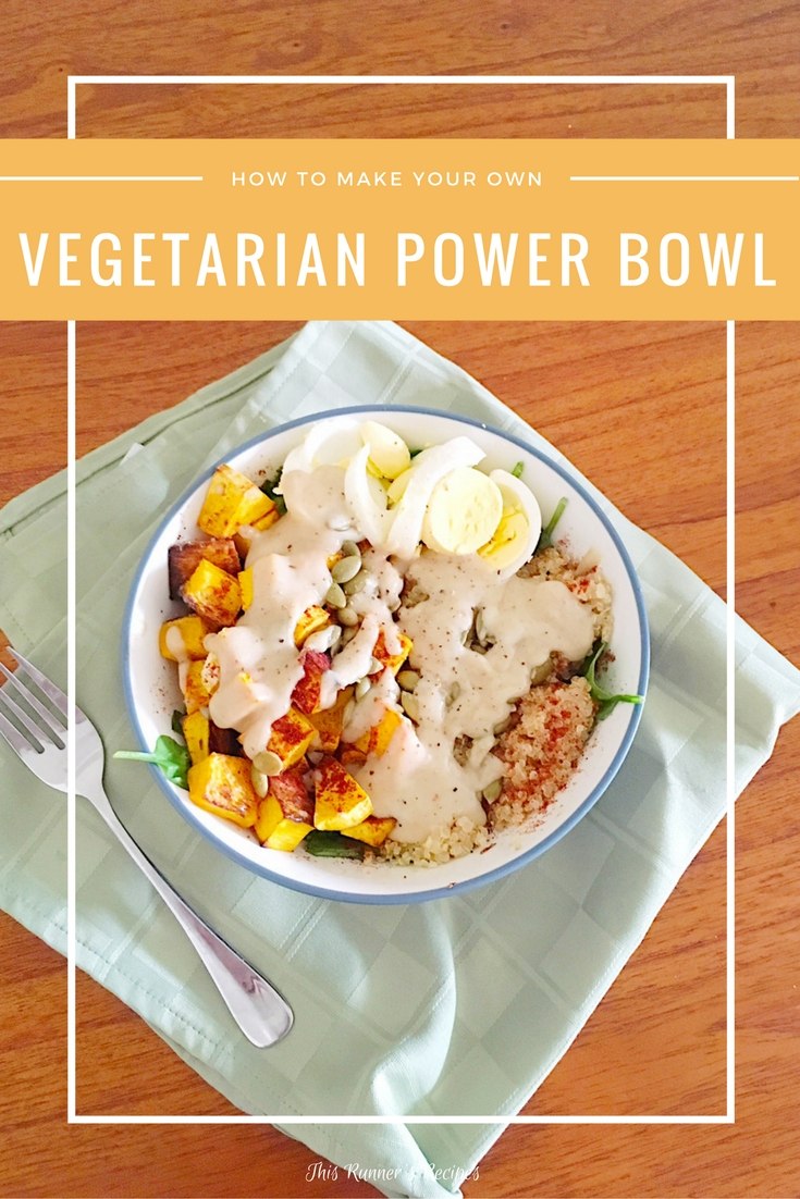 How to Make Vegetarian Power Bowls