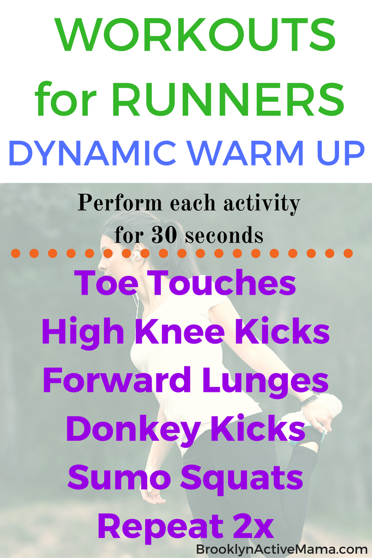 5 Dynamic Stretching Routines for Runners