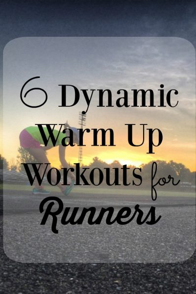 5 Dynamic Warm Ups for Runners