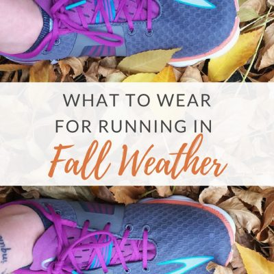 What to Wear for Fall Running