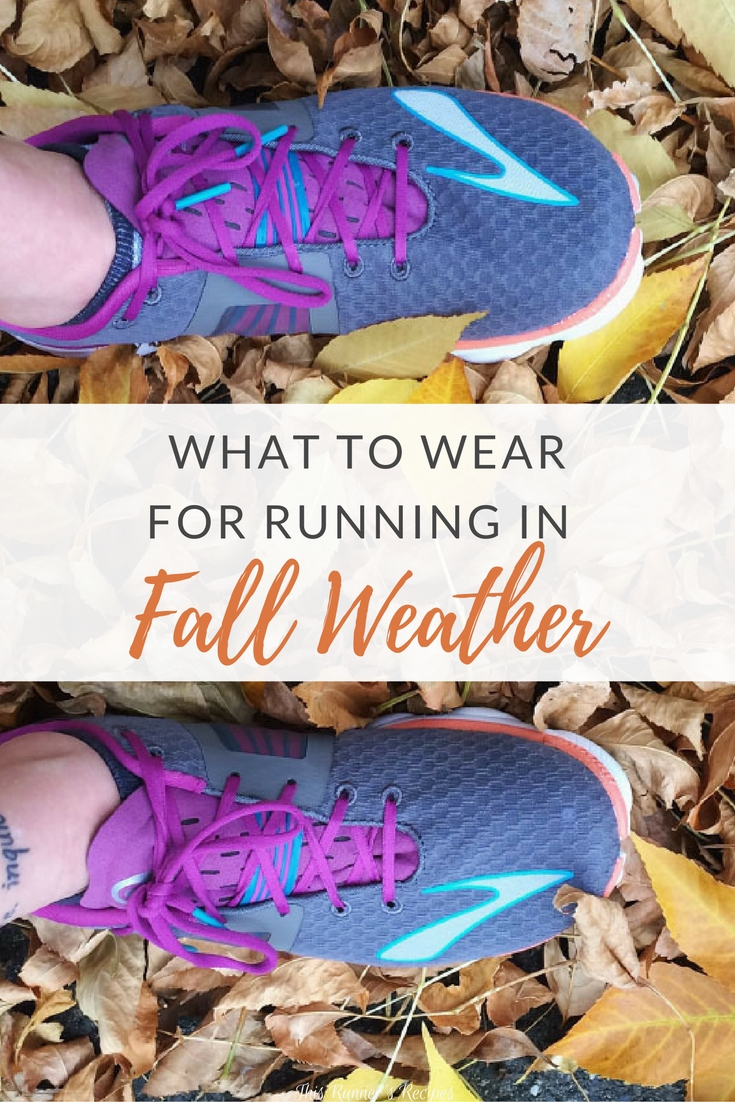 What to Wear for Running in Fall Weather
