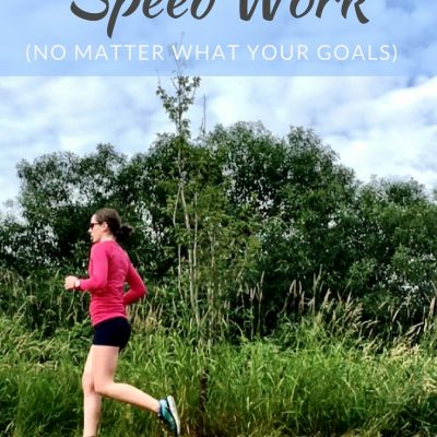 Why Runners Should Do Speed Work