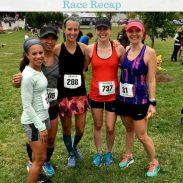 Leaf Peeper Half Marathon Race Recap