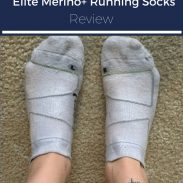 What to Look for in Running Socks {Feetures Giveaway}
