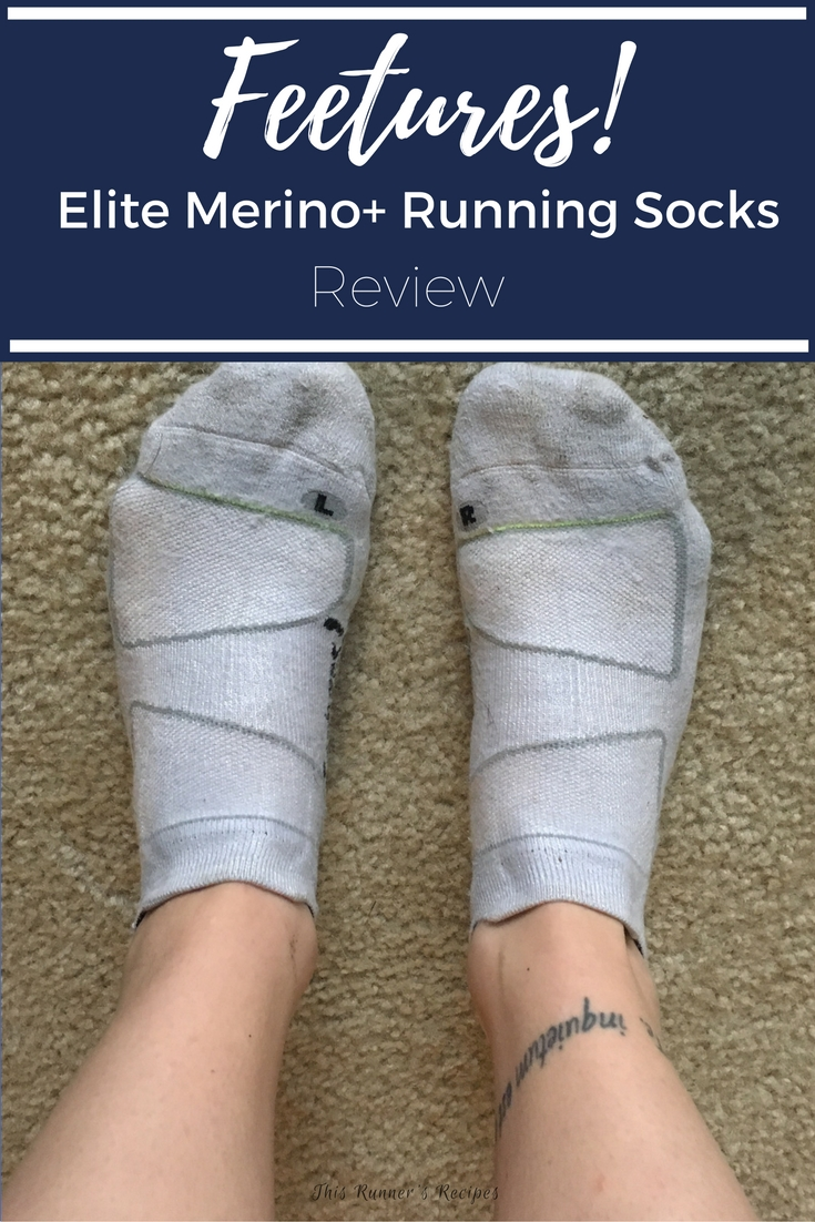 Feetures! Elite Merino+ Running Sock Review