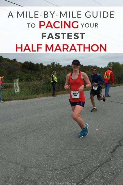 How to Pace Your Fastest Half Marathon