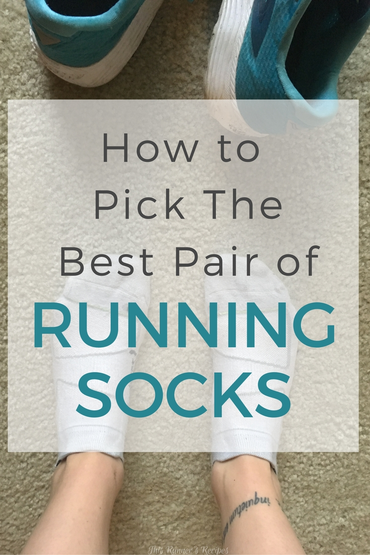 What to Look for in Running Socks