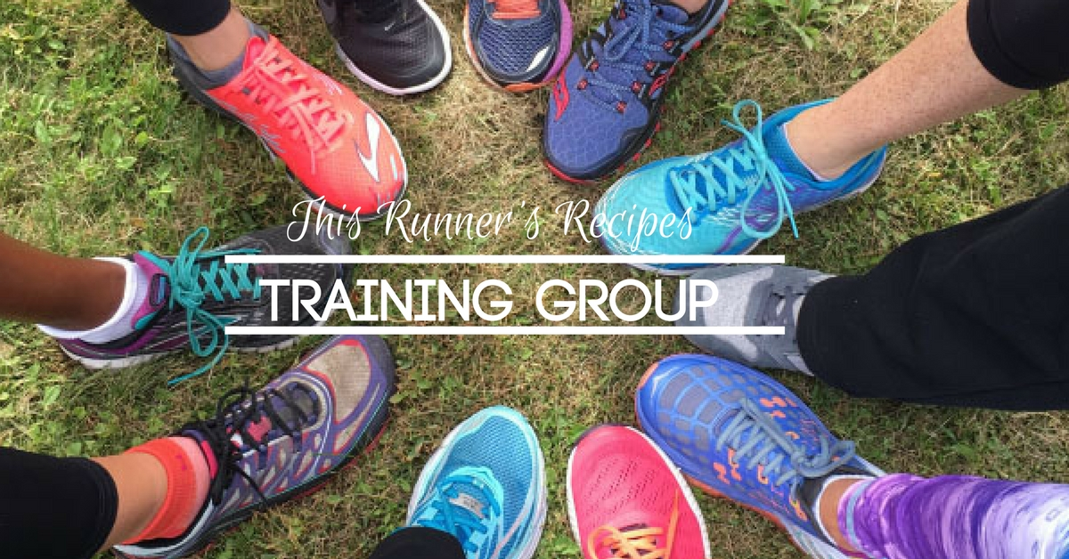 This Runner's Recipes Training Group