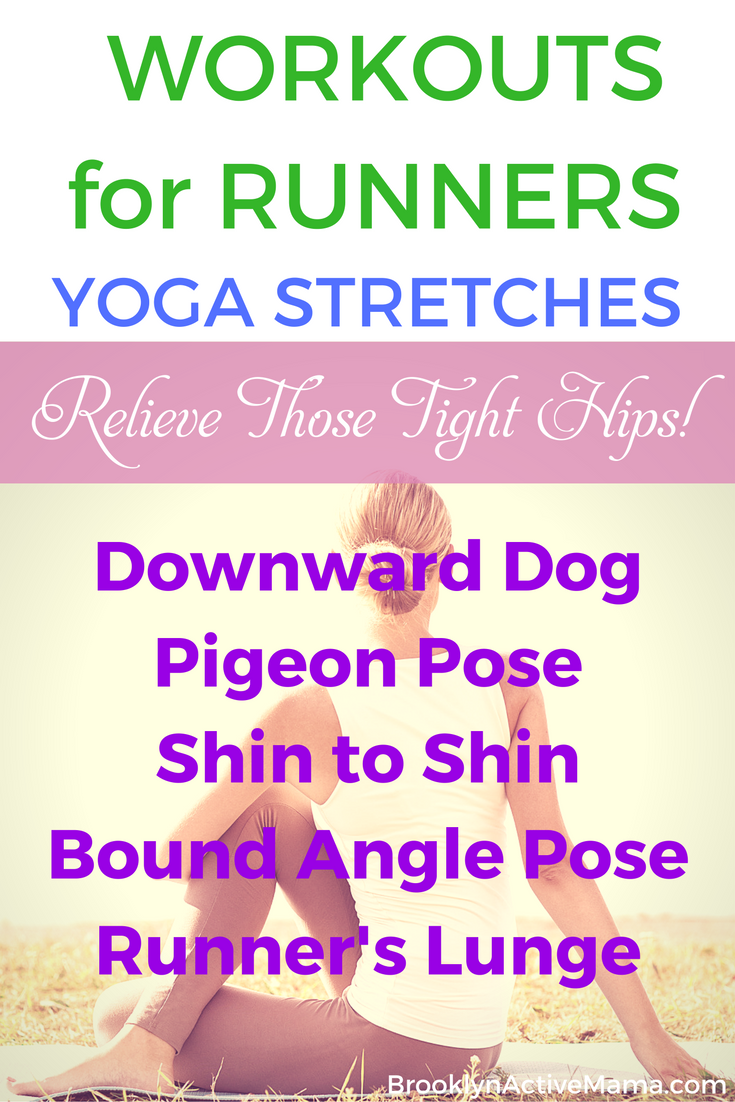 6 Yoga and Stretching Routines for Runners