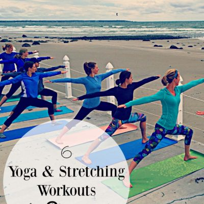 6 Yoga and Stretching Workouts for Runners