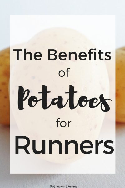 Fuel Your Running with Potatoes