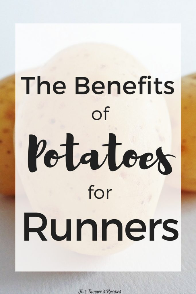 The Benefits of Potatoes for Runners
