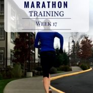 California International Marathon Training Week 17