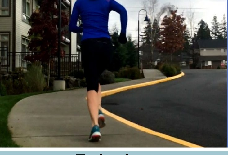 Enjoying Cold Weather Running with Mizuno Breath Thermo #BreathThermo #ad