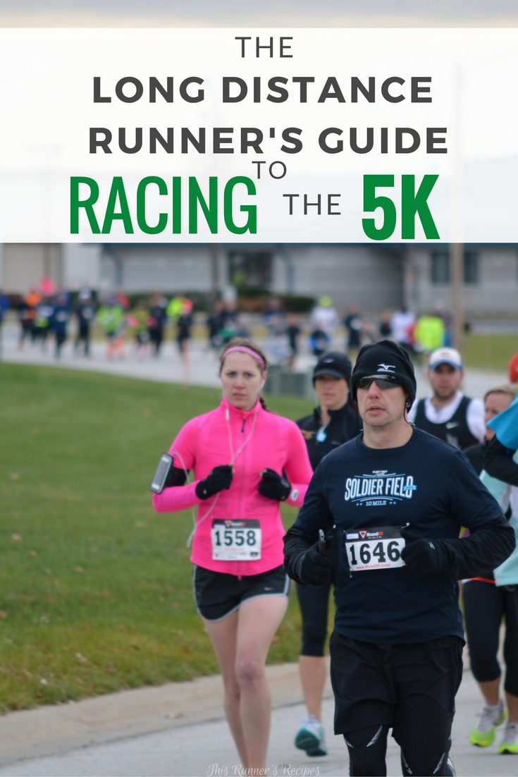 A Distance Runner's Guide to Racing the 5K