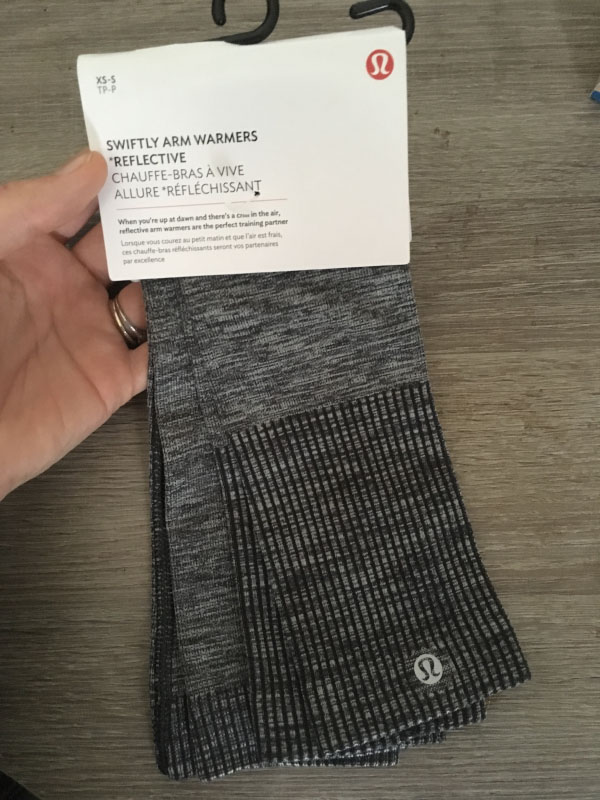 Gear I'm Loving this Fall: Lululemon Arm Warmers