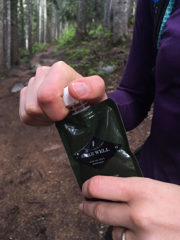 Gear Well EnduraPouch Fuel Pouch Review