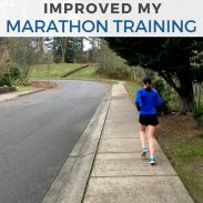 How Running by Perceived Effort Improved My Marathon Training