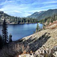 Hiking Pratt Lake Trail