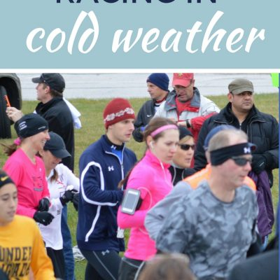 Racing in Cold Weather
