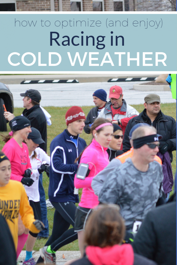 Tips for Racing in Cold Weather