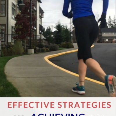 Achieving Running Goals in 2017 & Coaching Giveaway!