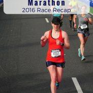 California International Marathon Race Recap 2016 {3:31:23}