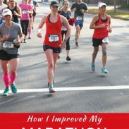 How I Improved My Marathon Nutrition