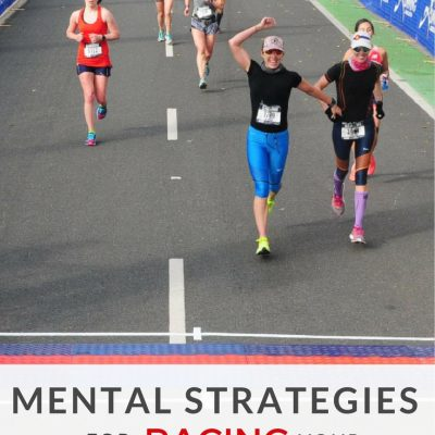 Mental Strategies for Racing Your Next PR