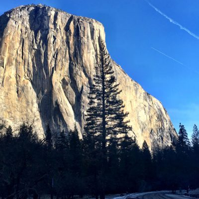 Visting Yosemite in Winter