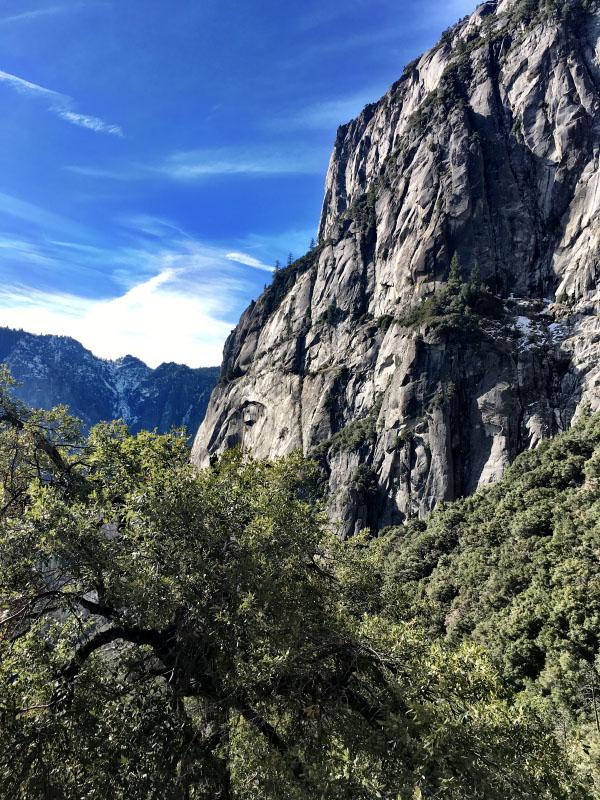 Visiting Yosemite in Winter