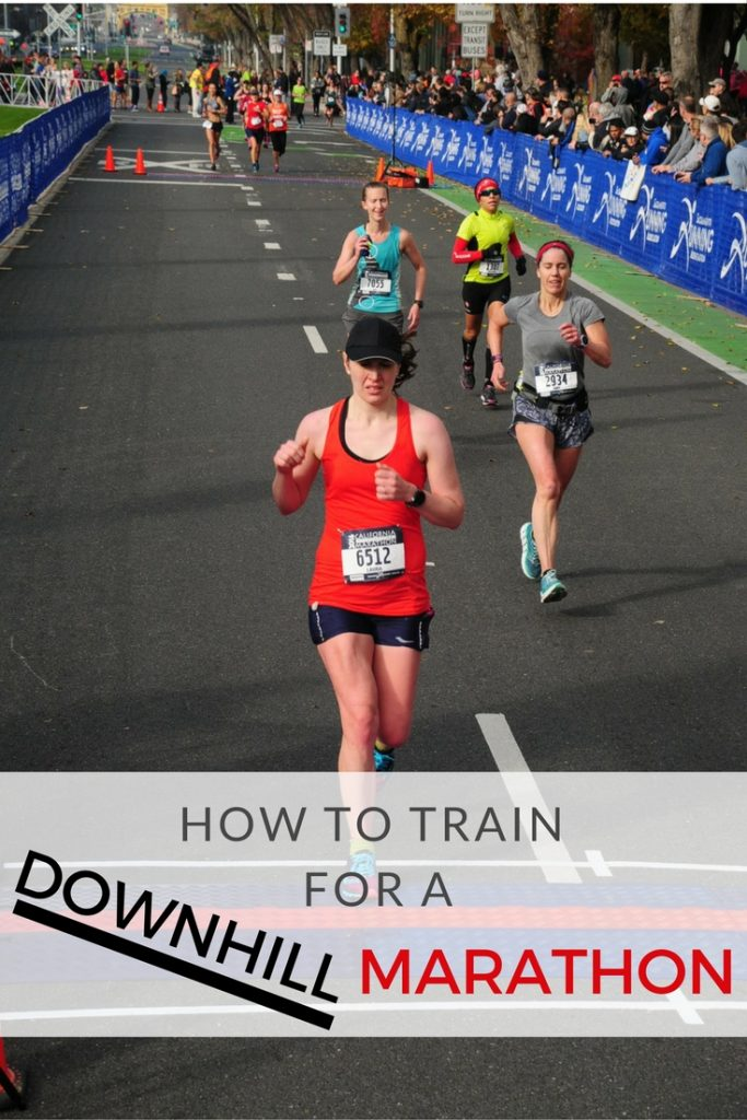 How to Train for Your Fastest Downhill Marathon