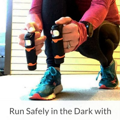 Running in the Dark: Rechargeable Knuckle Lights Review