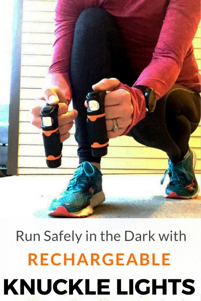 Rechargeable Knuckle Lights Review