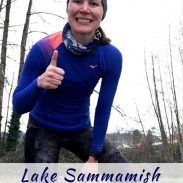 Lake Sammamish Half 2017 Training Week 4